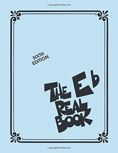 Real Book für Es-Instrumente, Volume 1 Eb Edition (English) Realbook ISBN 9780634060755