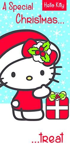 Cards / Gifts Hello Kitty Navidad tratar dinero tarjetero