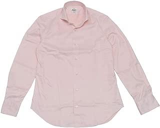 (ジャンネット)GIANNETTO 長袖シャツ メンズ カジュアルシャツ ピンク 正規取扱店