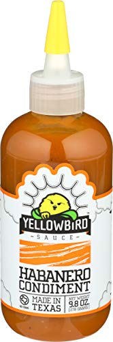 Yellowbird - Condiment Sauce Habanero - 9.8 fl. oz.