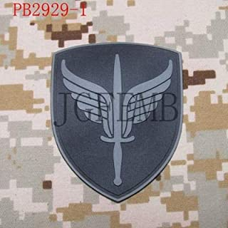 Patches Medal of Honor Warfighter Norway FSK/JHK Tactical Morale 3D PVC Patch - (Color: PB2929)