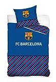 FCB FC Barcelona bedlinen - draps de Lit -Ropa de Cama - biancheria da letto 140x200/70x90cm FCB195003-PP