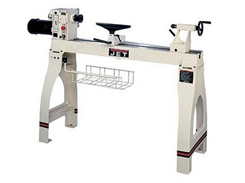 Buy Jet 708360 JWL-1642EVS-2 2HP 230-Volt 1-Phase Electronic Variable Speed Woodworking Lathe, 16-In...