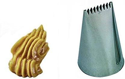 Silikomart Wholesale Pastry Nozzles Translated Metal