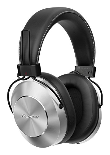 Pioneer SE-MS7BT-S - Auriculares de Tipo Diadema (Bluetooth, Hires, Power Bass,...