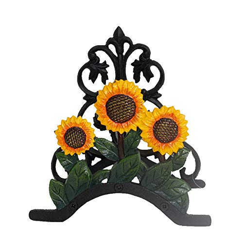 Mothcattl Wall Mounted Hose Pipe Hanger Storage Shed Fence Cable Holder Home Garden Supplys