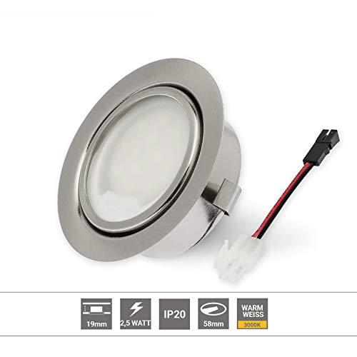 Rolux LED Einbauleuchte