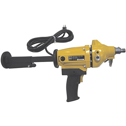 Multiquip CDM1H Hand-Held 115V Core Drill Kit with Adapters and Tools