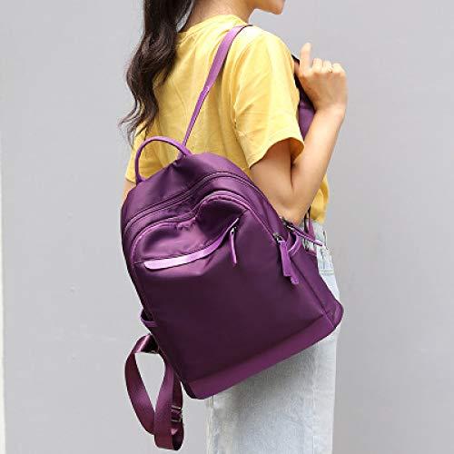 Rucksack Tasche Neue Koreanische Version Von Nylontuch Mode Wilden Studenten Tasche Reisetasche 1 36 * 30 * 14Cm