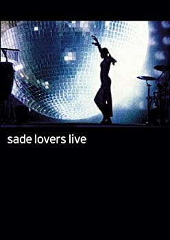 DVD Sade - Lovers Live Book