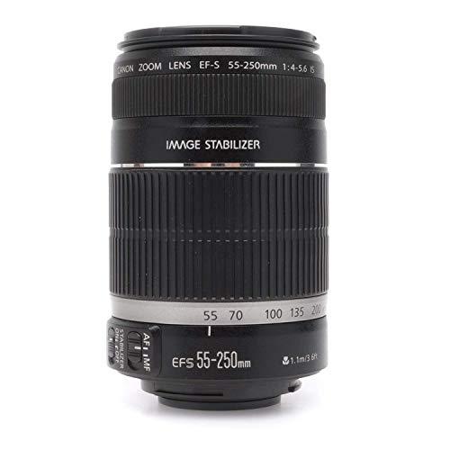 Canon EF-S 55–250mm f/4–5.6IS Bildstabilisator Objektiv für Canon Digital SLR