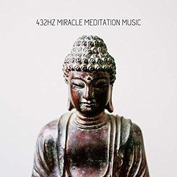 432Hz Miracle Meditation Music