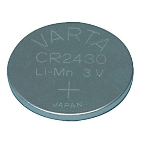 VARTA Lot de 20 Piles bouton lithium \
