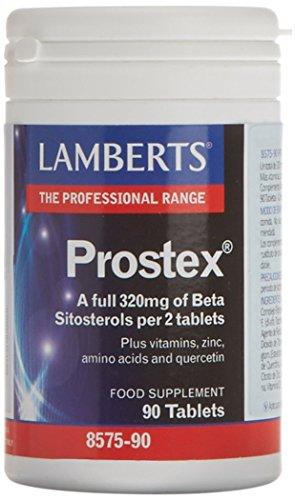 Lamberts Prostex, Combinación de Multivitaminas - 90 Tabletas