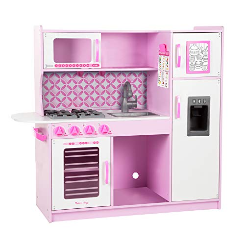 Melissa & Doug- Chef's Kitchen - Pink (14002)