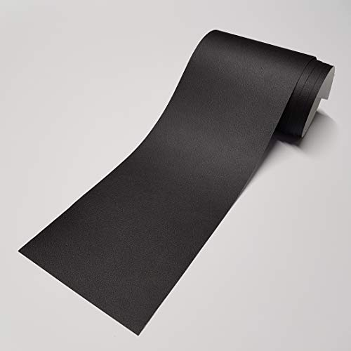 3M (68,24€/m Gravel Resistant Film F506 Lackschutzfolie schwarz 440 µm 122 x 12 cm Folie