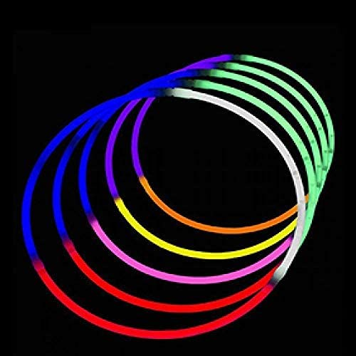 KingSports 24 Inch Glow Super-cheap Dealing full price reduction Sticks Necklaces Ne Tri-Color Bendable