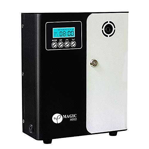 MAGIC SELECT Difusor eléctrico acero inoxidable de aceites esenciales y ambientador uso...