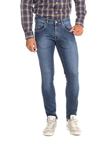 Carrera Jeans - Jeans per Uomo, Look Denim, Tessuto Elasticizzato IT 50