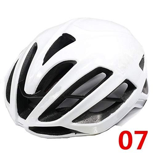 Claean-Acces-Home CaschidaMotocrossEoff-Road Casco Bici Red Road Bicicletta MTB Casco Ciclismo Berretto Sportivo foxe radare Lazer Cube Racing bmx-07_M