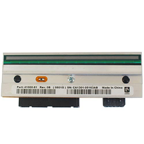 PARTSHE Cabezal de impresión para la Impresora térmica de Etiquetas Zebra S4M 203 PPP KPA-104-8MTA4-ZB4 G41400M