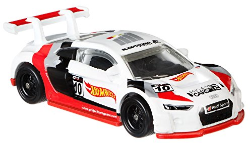Hot Wheels Audi R8 LMS Euro Speed Car Culture Project Cars 1:64 FLC15 FPY86