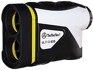 ゴルフ 全米で大ヒット レーザー距離計 距離測定器 tectectec ULTX800 テックテックテック