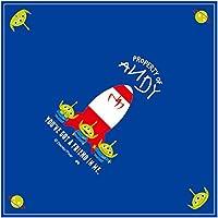 大西賢製版 DISNEY/PIXAR LUNCH SERIES ANDY'S TOYS ブルー ランチクロス DID-600