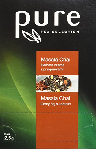 PURE Tea Masala Chai, 1er Pack (1 x 62,5 g)