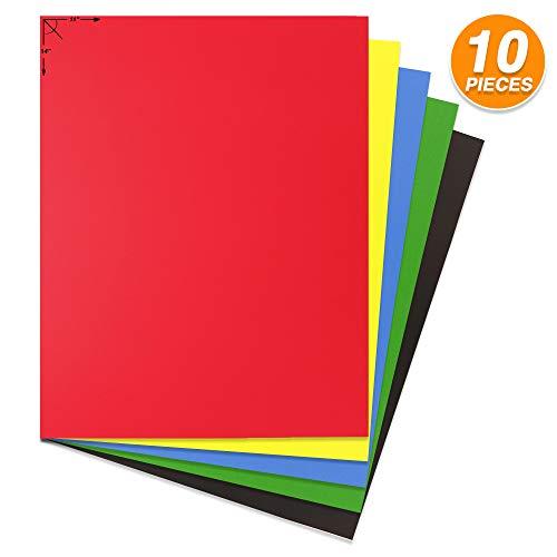 Emraw Postertafel, stabil, mehrfarbig, blanko, für Scrapbooking, blanko, für Kunst- und...