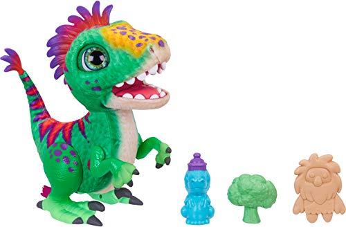 Hasbro furReal Munchin' Rex Interactive Dinosaur Toy