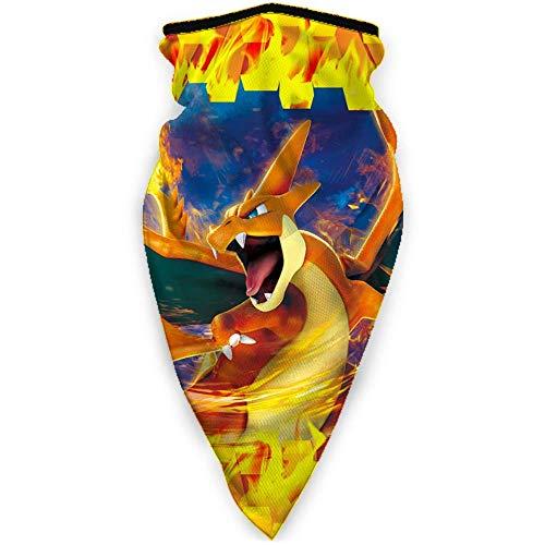 Pikachu (152) boca a prueba de viento cálido algodón cara polvo lavable reutilizable y reutilizable