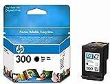 HP 300 - Cartucho de Tinta para impresoras (Negro, 200 páginas, Negro, 20-80%, -40-60 °C, 15-32 °C) No