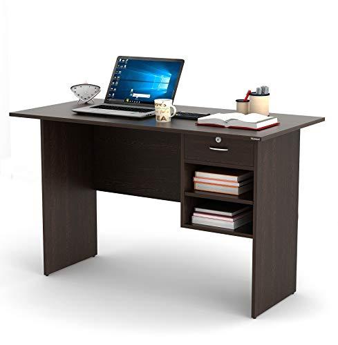 BLUEWUD Amalet Engineered Wood Study Table, Laptop, Computer...