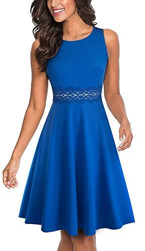 Elegant Halter Style Dress - 8