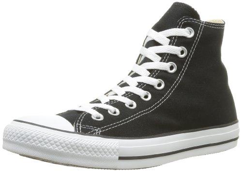Zoot M9162 - Sneaker, Black Mono Canvas, taglia 42.5