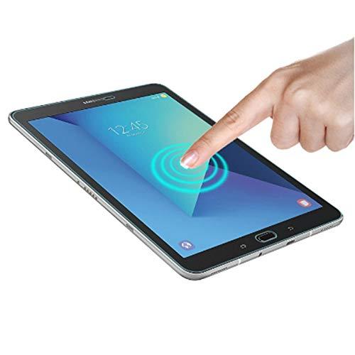 CMDZSW - Protector de pantalla de cristal templado para Samsung Galaxy Tab...