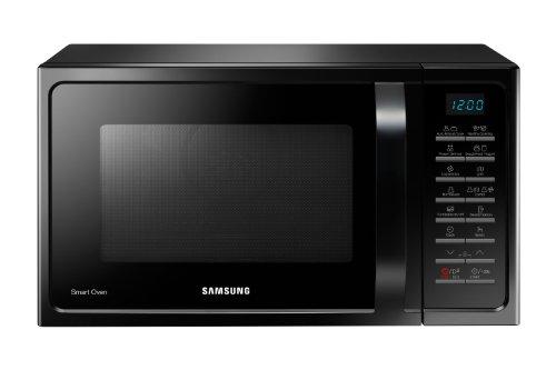 Samsung MC28H5015AK Encimera 28 L 900 W Negro - Microondas (Encimera, 28 L, 900 W, Botones, Negro, Retirable)