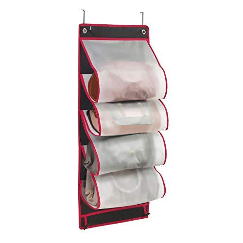 Wenko Taschen-Garderobe Raumwunder Tür Handtaschenhalter Taschenhalter