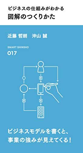 bizinesu no shikumi ga wakaru zukai no tsukurikata (smart shinsho) (Japanese Edition)