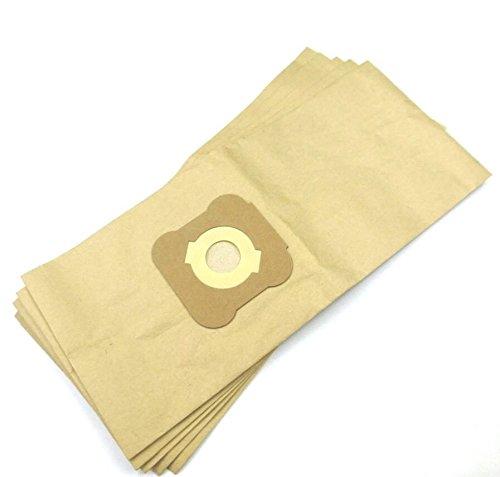 SUDS-ONLINE Pack van 10 Kirby compatibele stofzuiger Hoover tassen. Geschikt voor alle modellen van de G4 G5 G6