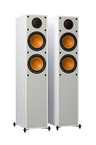 Monitor Audio Monitor 200 Standlautsprecher (Paar) weiß