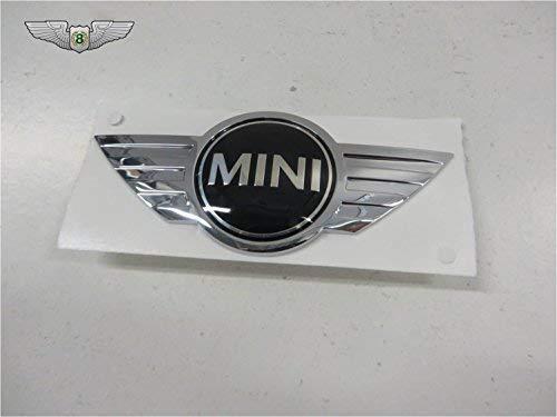 BMW Mini R50 R52 NEU Original Fronthaube Mini Abzeichen Emblem 51147026184