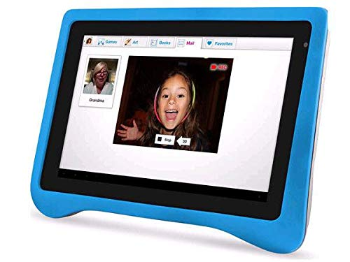 "Ematic FunTab Pro 7"" Android 4.0 Kid Safe Tablet"