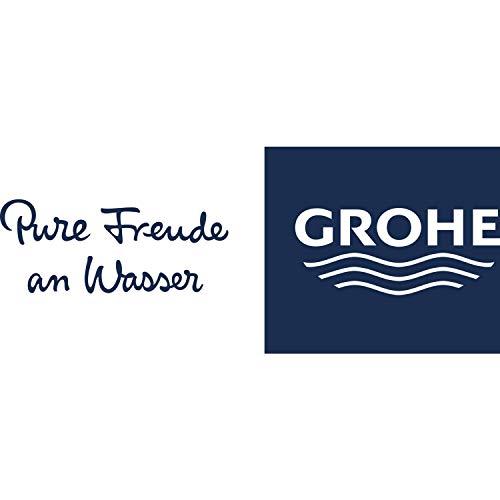 Grohe Eurosmart Cosmopolitan Küchenarmatur (hoher Auslauf, Schwenkbereich wählbar, Niederdruck) 31180000 - 2