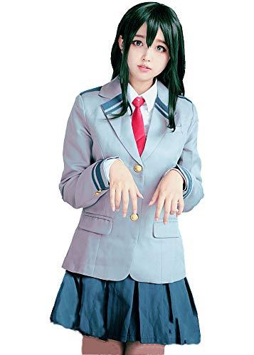 IUTOYYE My Hero Academia Manga Cosplay Uniforme JK...