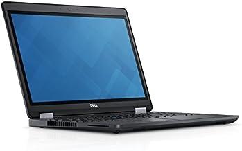 """Dell Precision M3510 Intel Core i5-6300HQ X4 2.3GHz 8GB 256GB SSD 15.6"""" Win10,Black"""