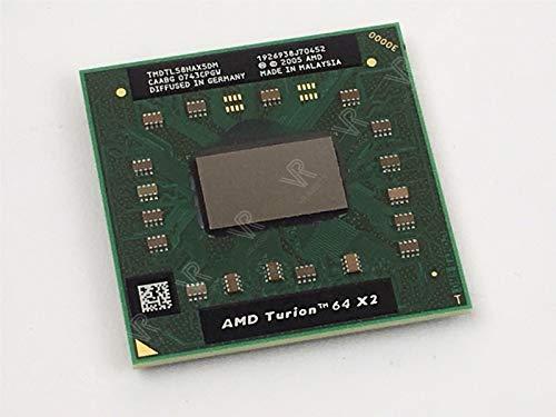 AMD Turion 64 X2 CPU de doble núcleo de 1,9 GHz TMDTL58HAX5DM