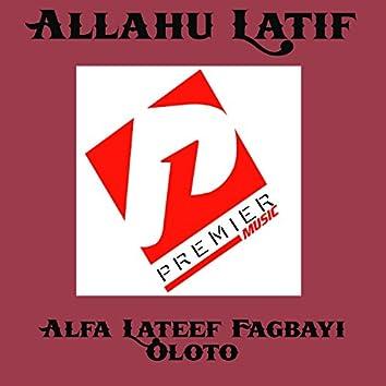 Allahu Latif