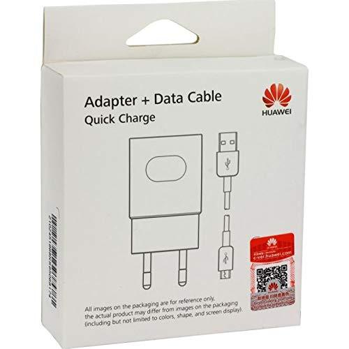 MLTrade - Cargador Carga Rapida Original Huawei AP32 para P8, P8 Lite, P9 Lite, P10 Lite, Mate 7, 8, Blister
